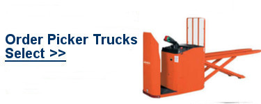 Select Doosan Order Picker Trucks